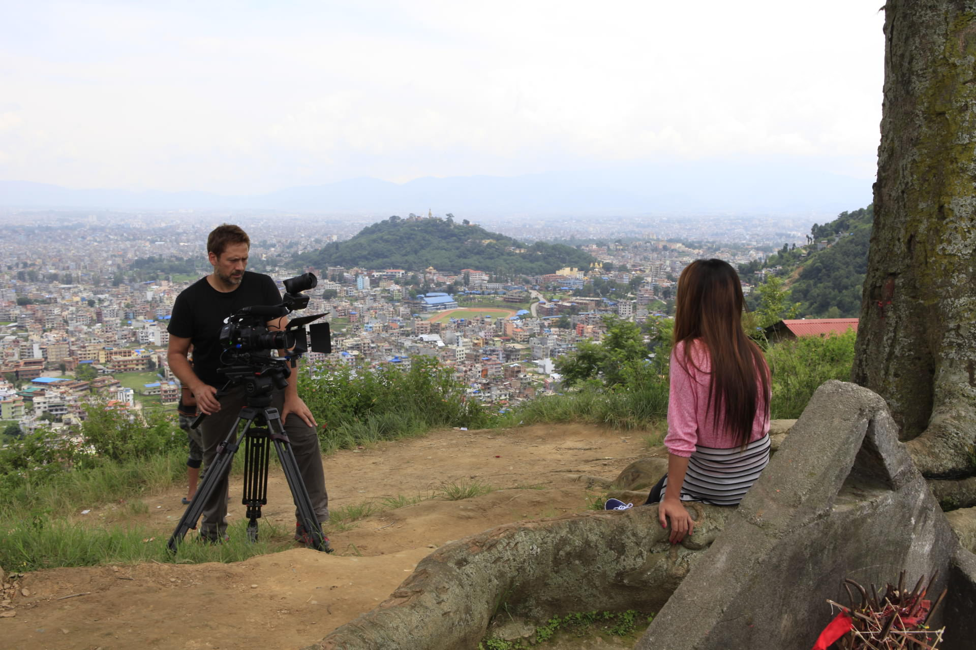 miguel angel tobias proyecto audiovisual accamedia documental rising nepal