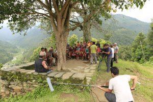 proyecto audiovisual solidario accamedia miguel angel tobias rising nepal