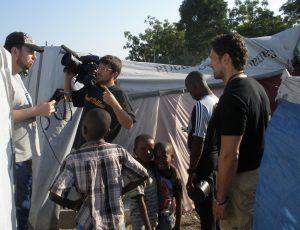 proyecto audiovisual solidario accamedia miguel angel tobias suenos haiti