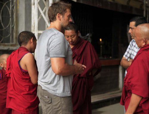 El Renacimiento Espiritual de Nepal [El Mundo]