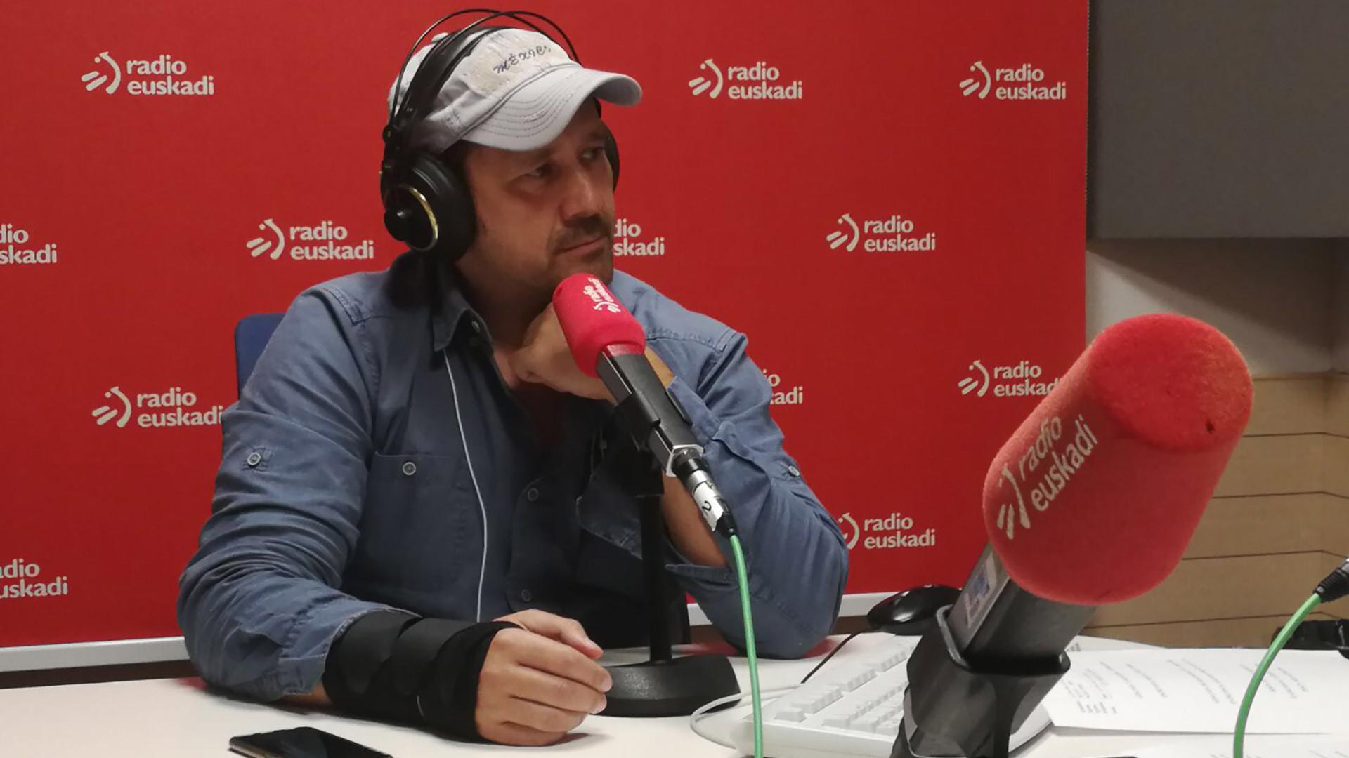 entrevista miguel angel tobias libro renacer andes la casa de la palabra radio euskadi