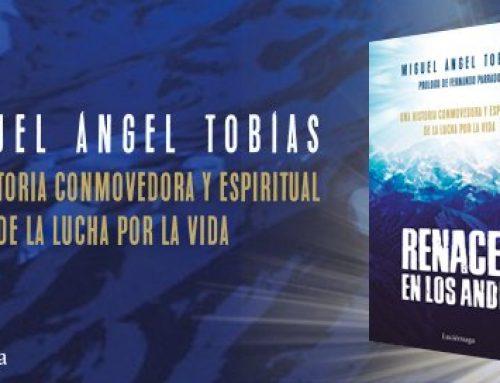 """Entrevista a Miguel Ángel Tobías por """"Renacer en los Andes"""" [QUÉDATE CON MAMEN DELOJO – QUÉ! RADIO]"""
