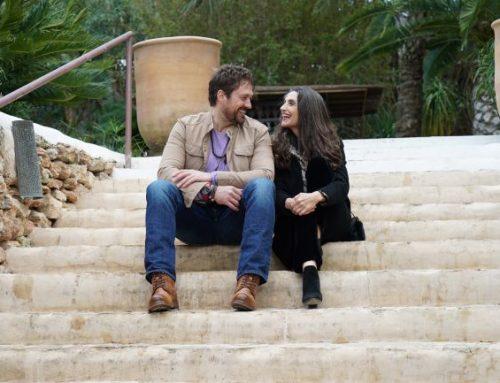 Ángela Molina da vida a la diosa Tanit en 'El secreto de Ibosim' [CADENA SER IBIZA]