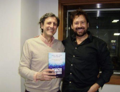 El actor y aventurero Miguel Ángel Tobías, invitado en el Guateque de la Inter [EL GUATEQUE – RADIO INTER] (min. 30:48)