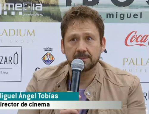 'El secreto de Ibosim', de Miguel Ángel Tobías, sera un homenaje a Ibiza [IB3 NOTÍCIES]