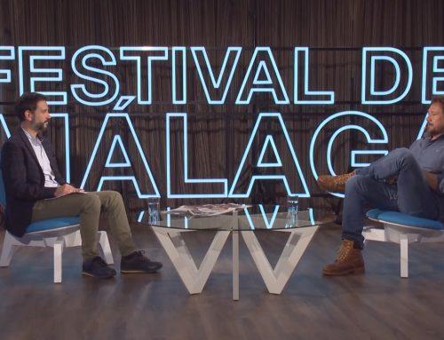 Miguel Ángel Tobías presenta 'Me llamo Gennet' [FESTIVAL DE MÁLAGA] (min. 02:09)
