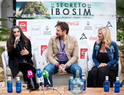 """Presentación de """"El secreto de Ibosim"""" en Ibiza [TEF Notícies] (min. 18:49)"""